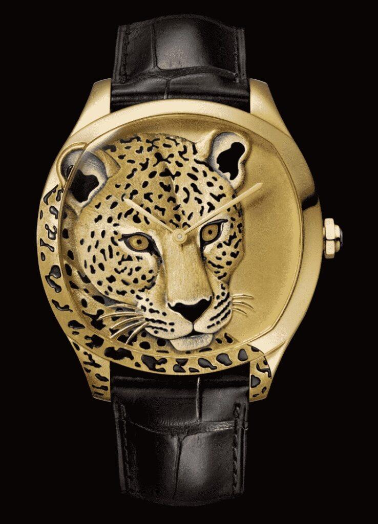 6 damskich zegarków inspirowanych zwierzętami