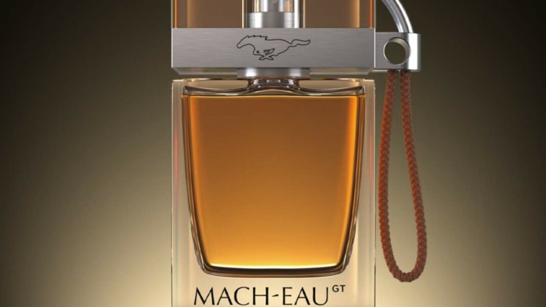Zapach Ford Mach-Eau